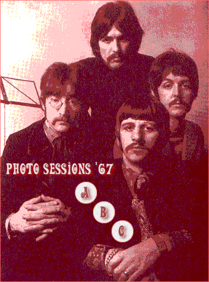 The Beatles: Photo Sessions 1966-1967